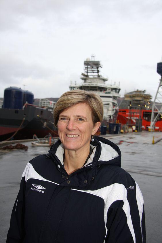 Styreleder Kjersti KlevenKleven Maritime ASUlsteinvik
