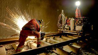Bærumstunnelen: Sveiser sammen Østlandet