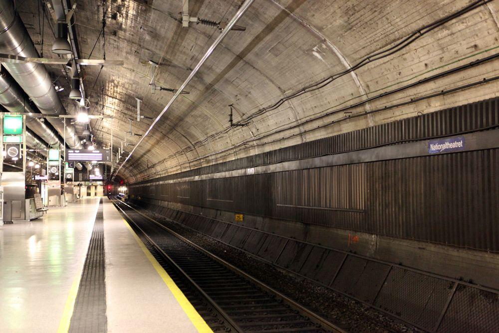 Kapasiteten i Oslotunnelen er sprengt. Nå er Norconsult i gang med å se på alternativer for å bedre kollektivtransporten i hovedstadsområdet.