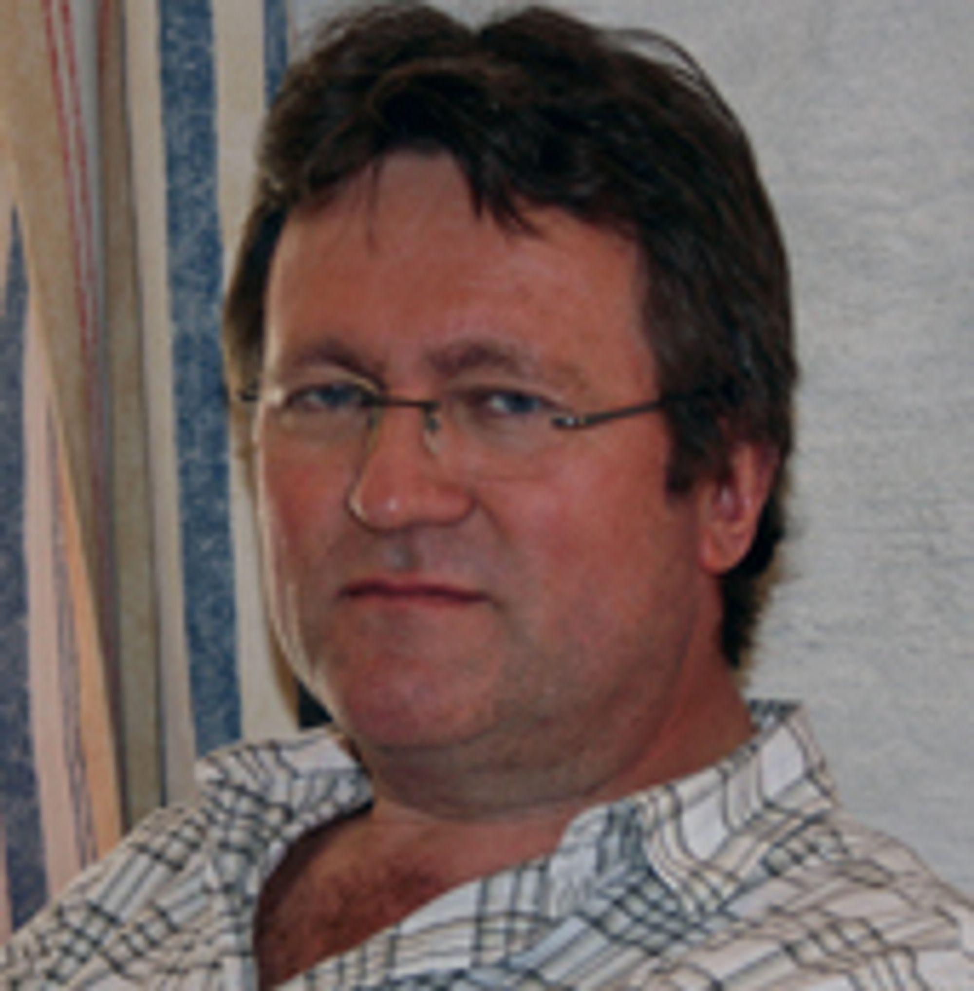 Nestleder i fagforeningen Safe, Roy Erling Furre.