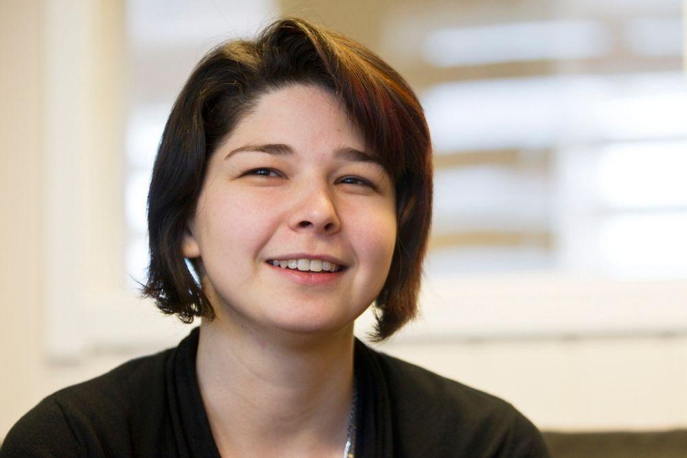 REDNING? Maria Amelie er varetektsfengslet og sitter på utlendingsinternatet på Trandum i påvente av den planlagte utsendelsen. Nå kan et jobbtilbud fra Teknisk Ukeblad forhåpentligvis sikre henne arbeids- og oppholdstillatelse i Norge.