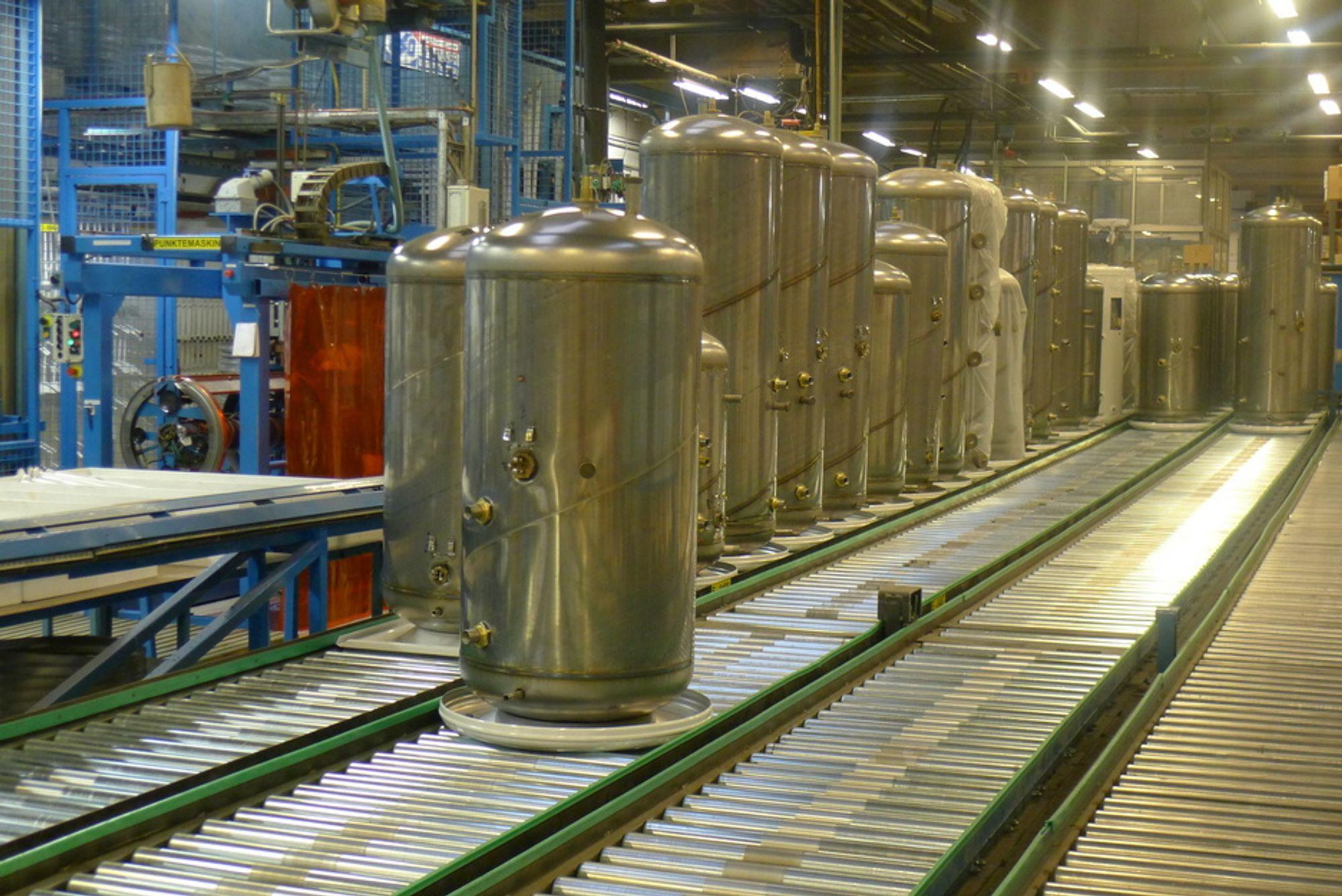 SNUR: Teknisk Ukeblad har tidligere skrevet om at EUs økodesigndirektiv kan føre til at vanlige varmtvannsberedere over 200 liter blir forbudt. Nå mener OED at EU har kommet på andre tanker.