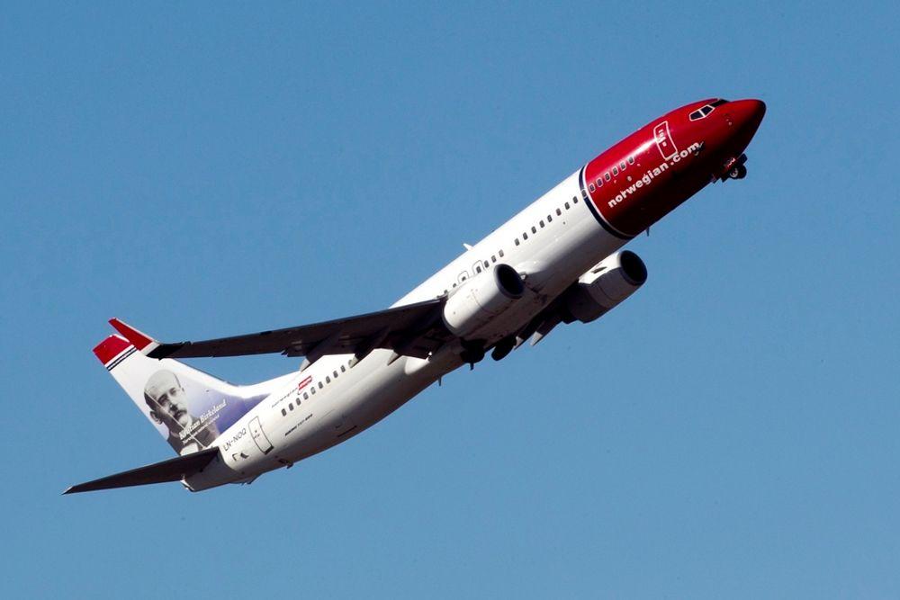 Norwegian frigjør flykapasitet til andre ruter ved å droppe Moss lufthavn Rygge.