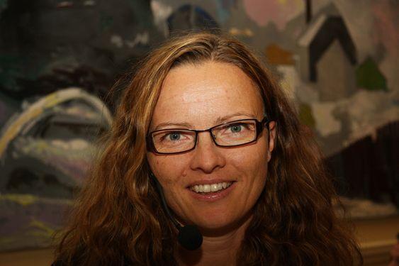LEDER: Kjersti Kvalheim Dunham er nyvalgt leder i Betongforeningen.