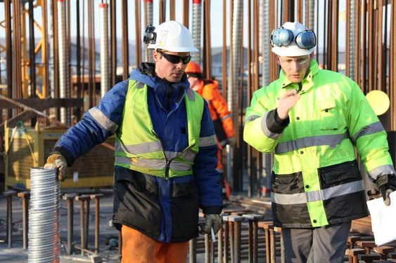 EXPAT: På det meste har 250 utlendinge, derav 100 norske, vært involvert i byggingen av Sakhalin I i Nakhodka, nord for Vladivostok.