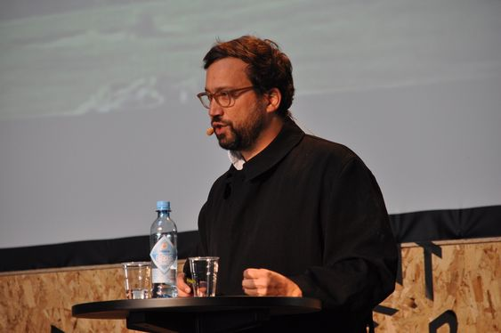 KONFLIKTDETEKTIV: Forfatter, arkitekt og kurator Eyal Weizman har spesialisert seg innen forensic architecture.