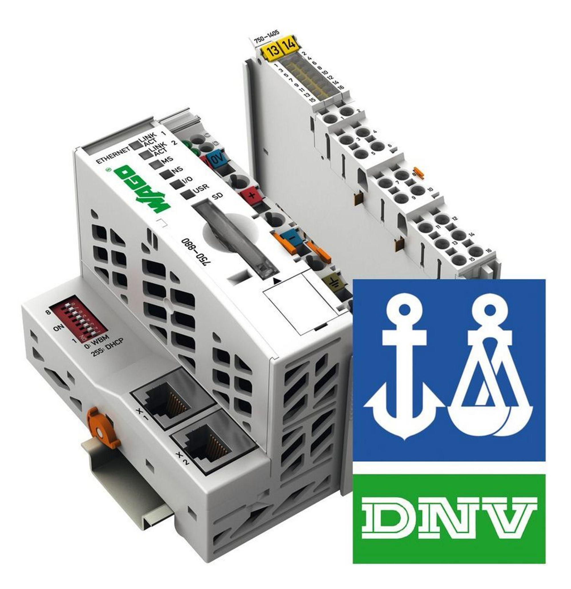 Flere PLS'er DNV-sertifisert
