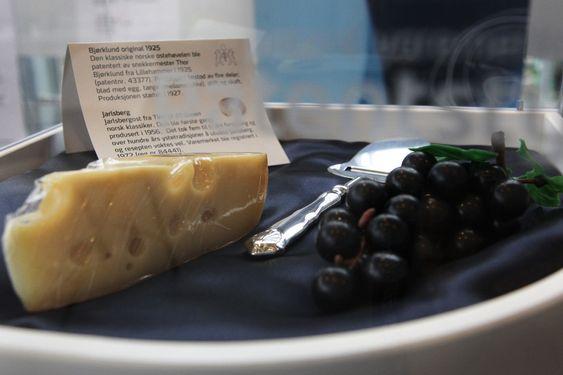 GOD, GAMMEL: Nordmenn er stolte av ostehøvelen. Men den er ikke en kommersiell suksess. FOTO: Ragnhild Lunner.