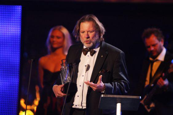 Odd Reitan ble kåret til årets entreprenør under Skaperkraft i kveld.