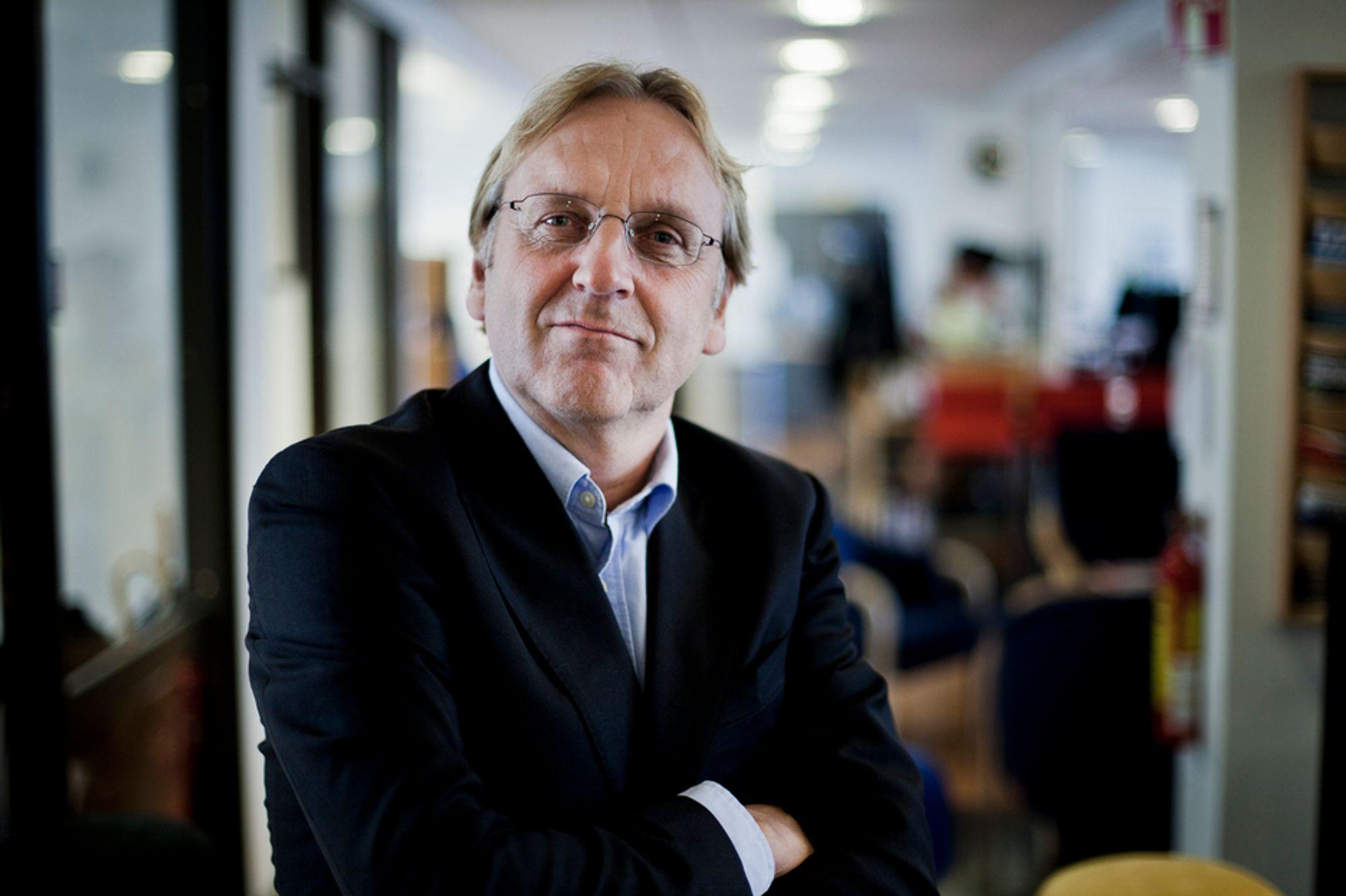 VIL HA SAKLIG DEBATT: Klima handler om jordklodens fremtid. Et så viktig tema fortjener en saklig debatt, også i debattfeltet på tu.no, mener ansvarlig redaktør Tormod Haugstad.