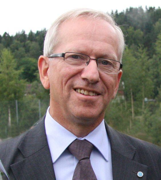 Jørn Wroldsen, rektor ved Høgskolen i Gjøvik.
