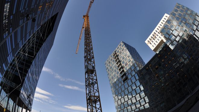 Byggenæringen er klar for flere høyhus