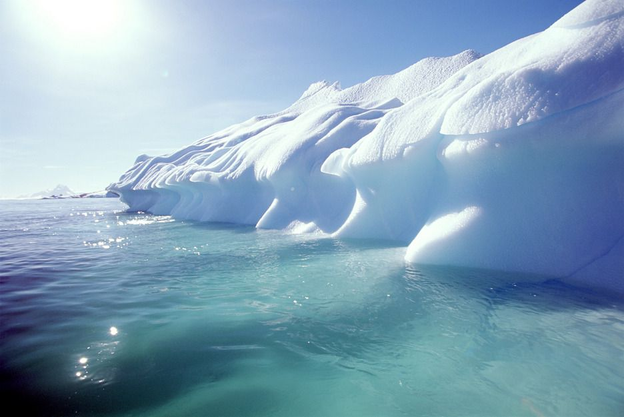 - Arktis er et følsomt system, sier forsker. Temperaturene der er nå på et rekordhøyt nivå.