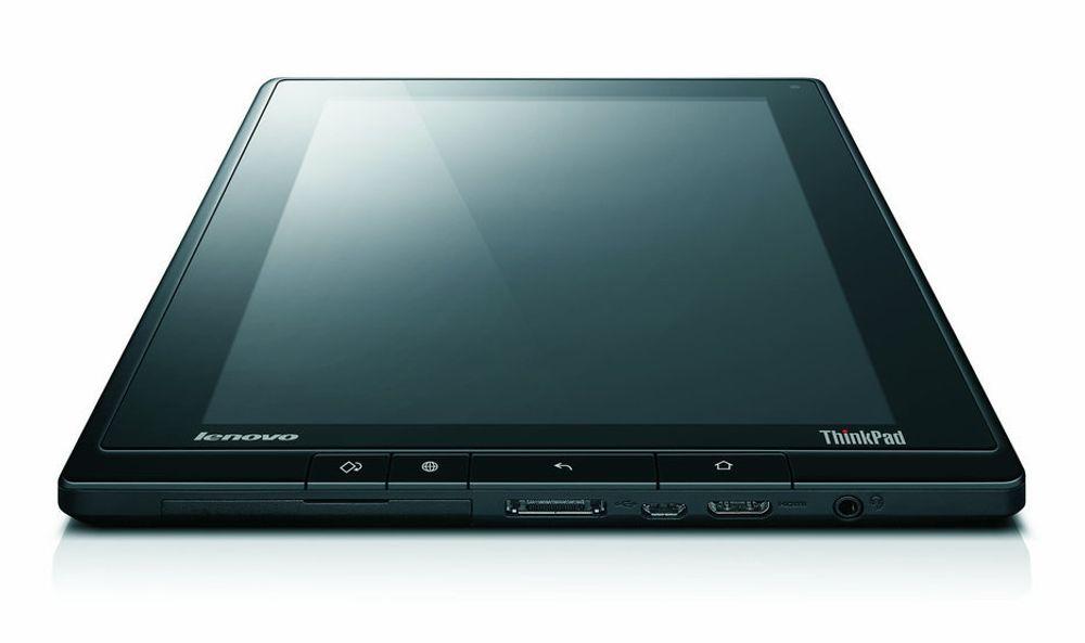 Lenovo Thinkpad Tablet skal være i handelen i september.