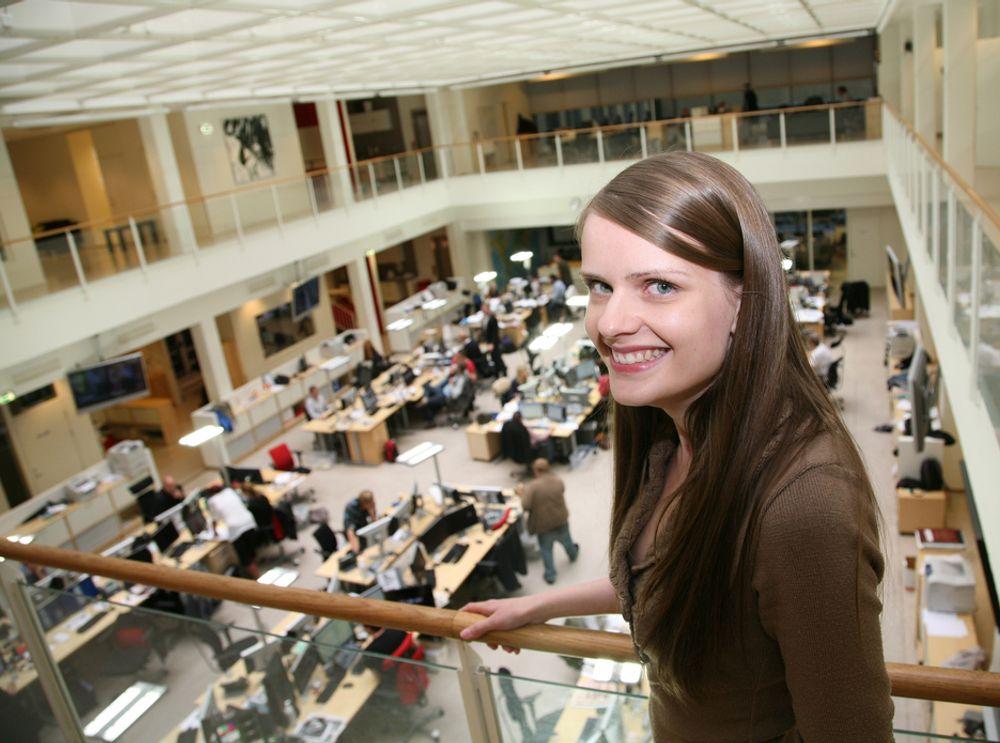 TRØBBEL: - Bergensdialekten blir for meg nesten som et annet språk, sier Ann Christin Cappelen.