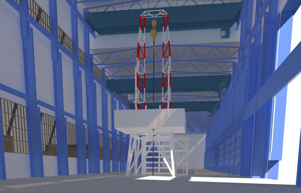 Bergen Group Rosenberg skal bruke sin nye testbrønn ved vedlikehold av Yme-riggen.