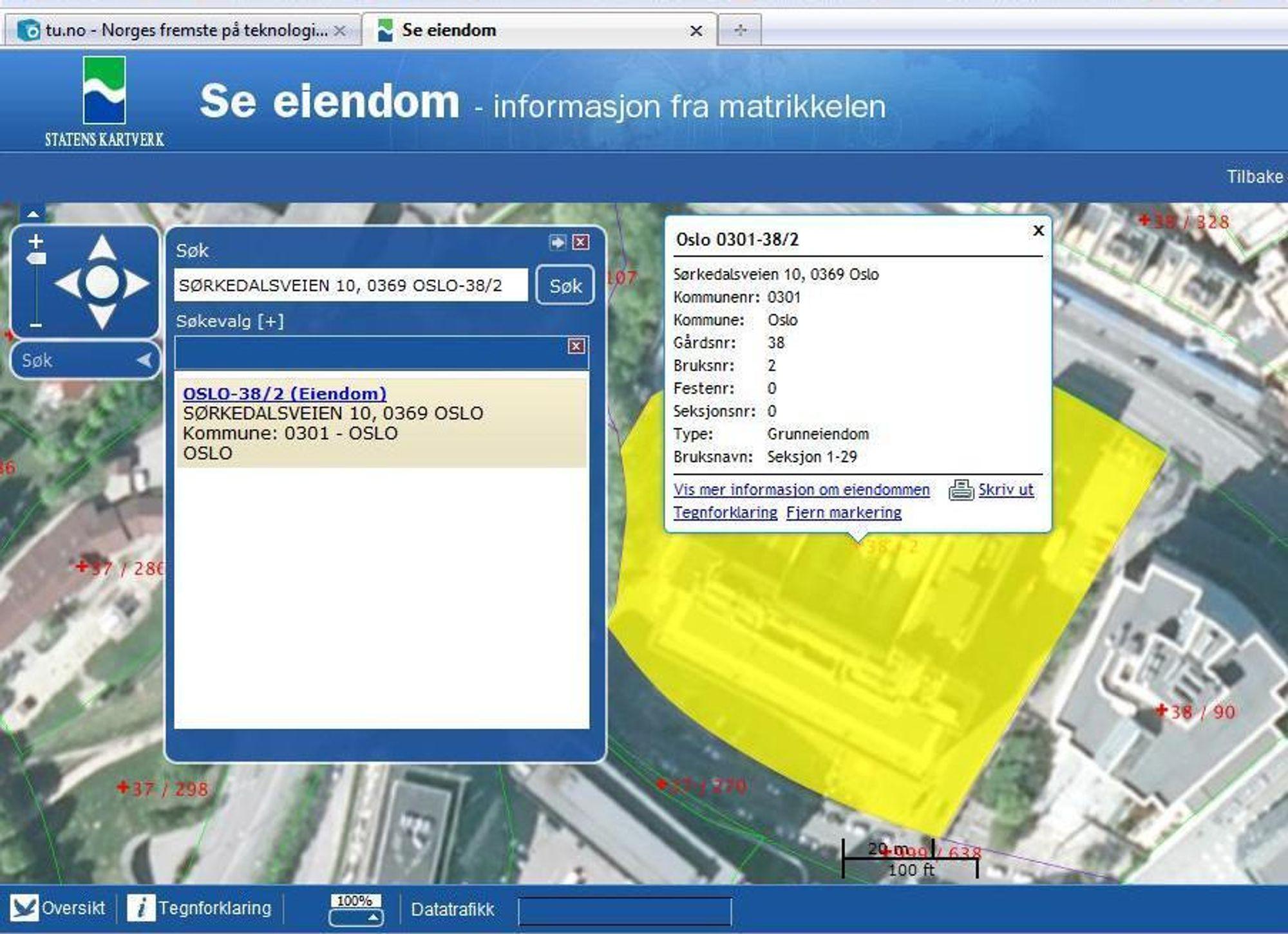 K(L)ART: Tjenesten Se Eiendom har gjort eiendomsdata mer tilgjengelig og dempet konfliktnivået i grensetvister.