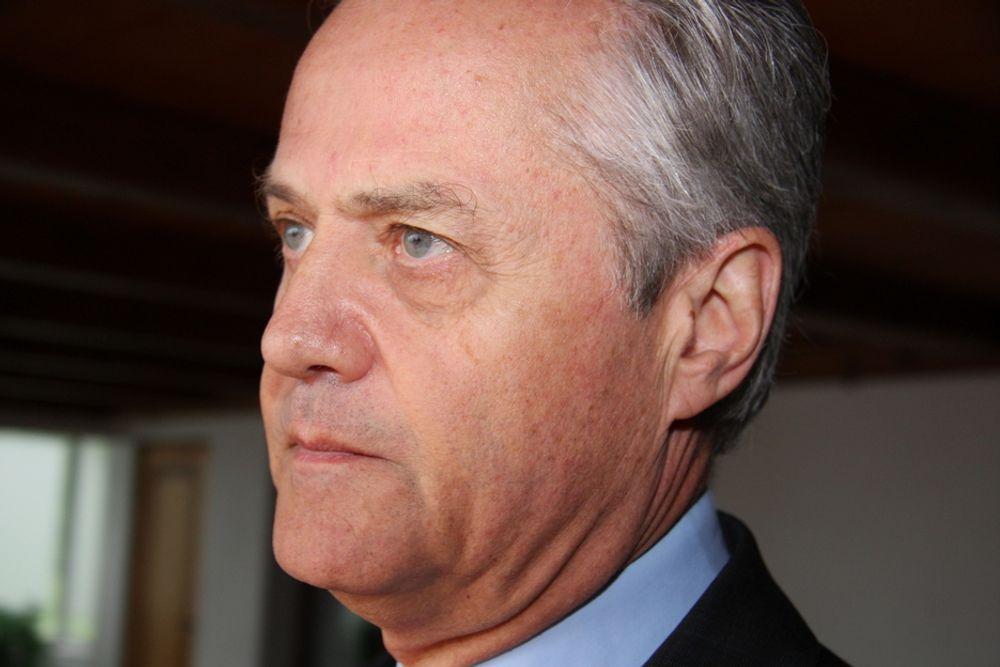 Investor Kristian Siem mener Fred. Olsen har vært hans store mentor.