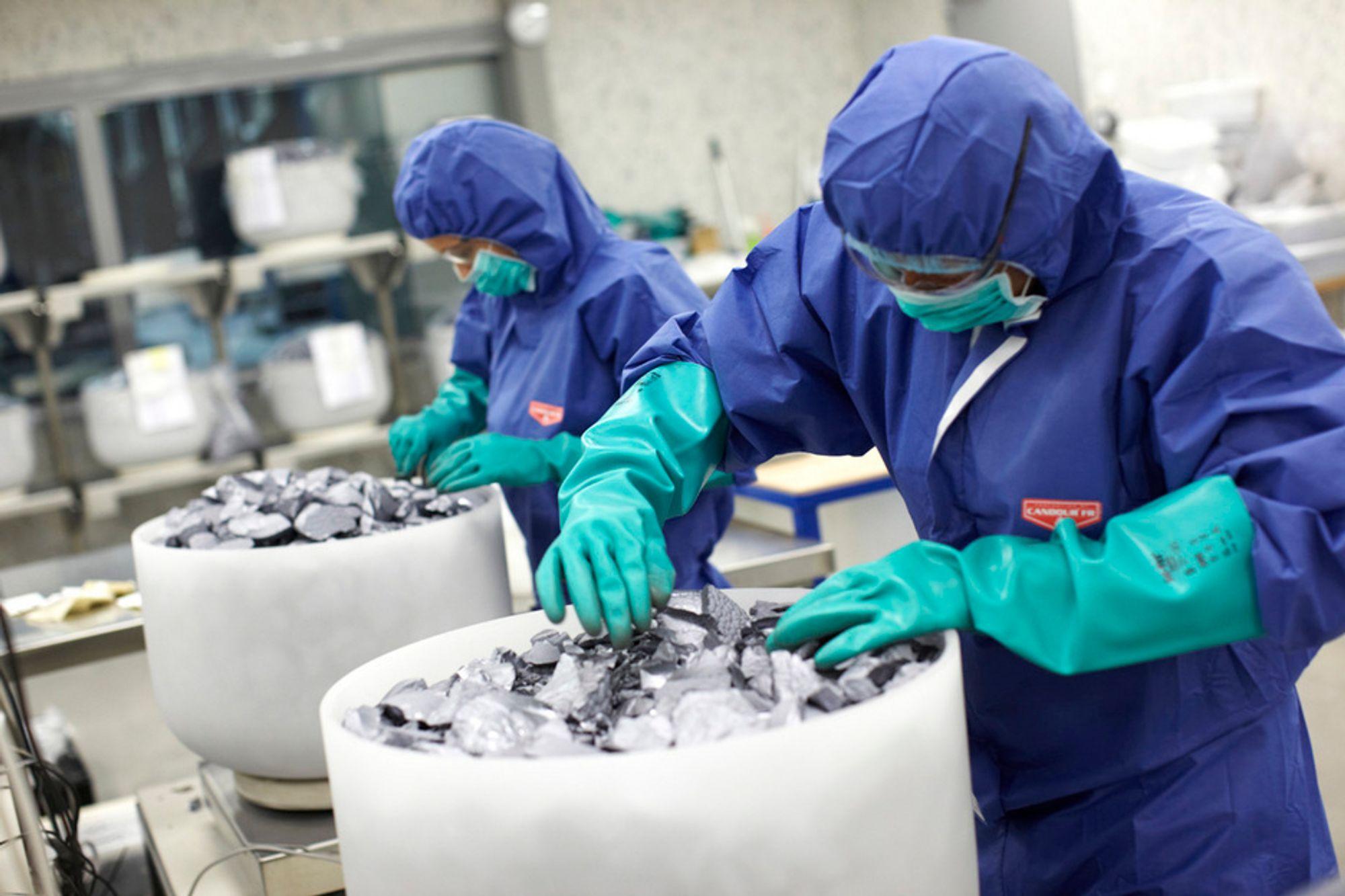 NORSK SOL: Norsun leverer mye solceller til Japan, og har bidratt til en sterk økning i Norges eksport til landet. Etter atomkraftulykken kan det bli enda mer eksport av fornybarløsninger, tror Norsk Industri.
