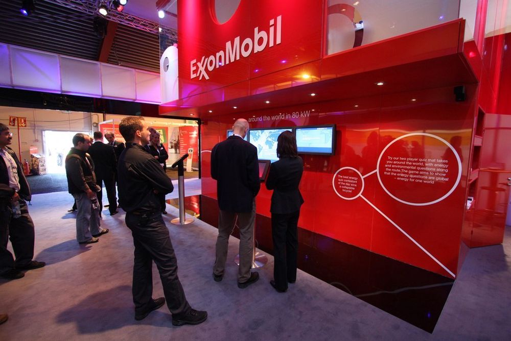 NYTT: Prestasjonene til ansatte i Exxonmobil og andre oljeselskaper blir vurdert på en skala.