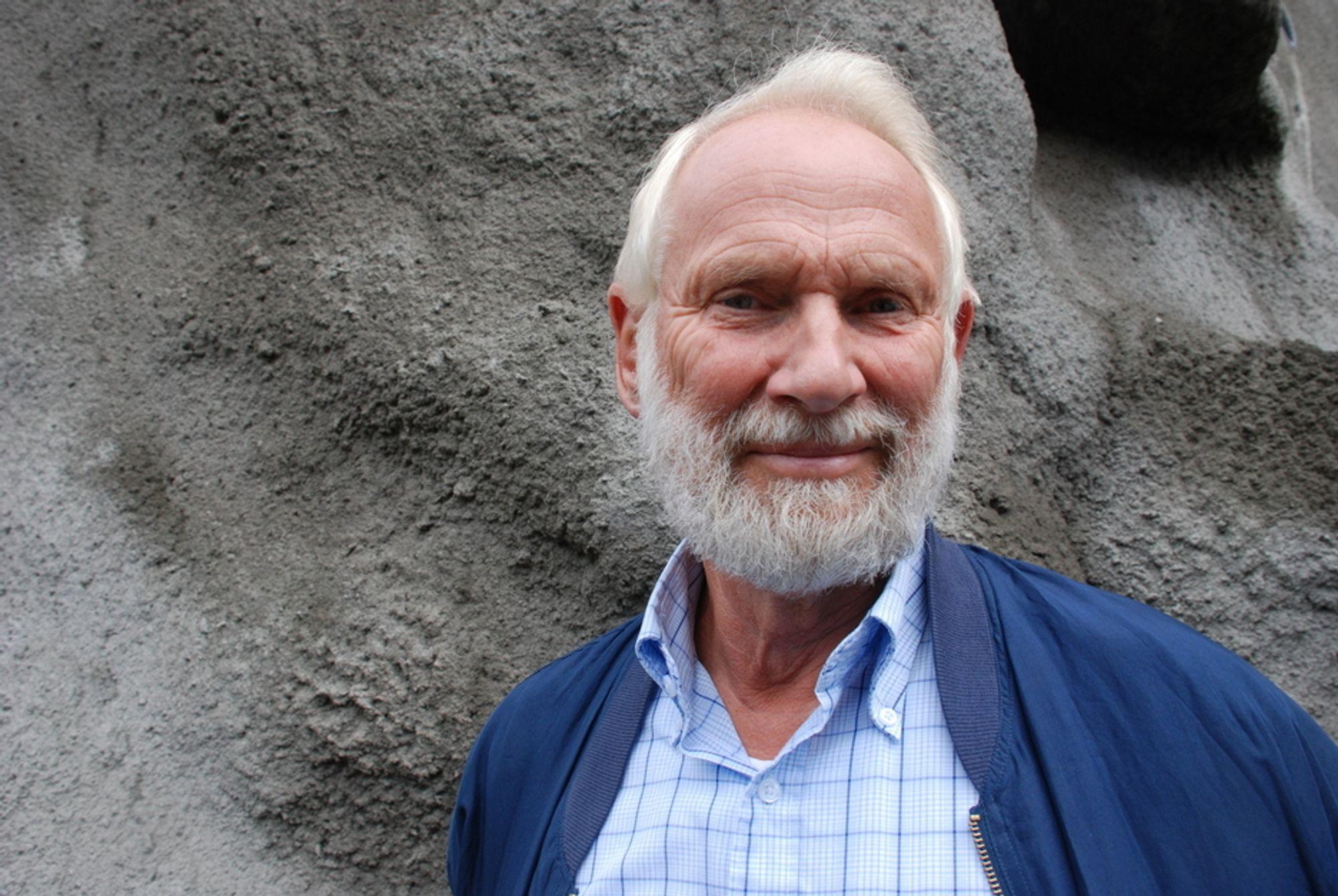 BELASTER STATSAPPARATET: Politisk uenighet i regjeringsapparatet gjør det vanskelig for dem som skal gjøre de faglige, tekniske vurderingene, sier tidligere konsesjonsdirektør Bjørn Wold.