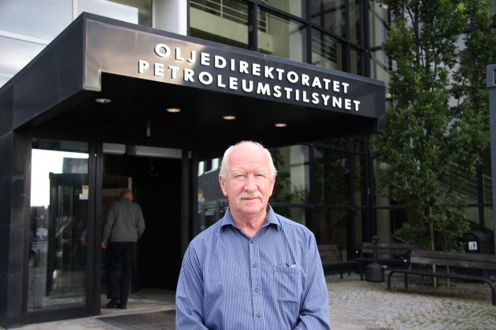 Ptil-direktør Magne Ognedal ønsker å være en sterkere stemme i debattene rundt sikkerheten på sokkelen.