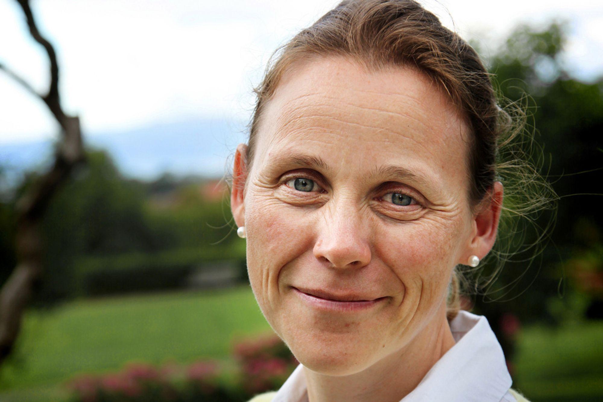 Teknas nye visepresident Lise Lyngsnes Randeberg mener Tekna har en enorm ressurs i kompetansen til medlemmene, og bør bidra med faglige argumenter i den politiske debatten.