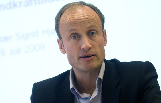 Adm. direktør i Enova, Nils Kristian Nakstad.