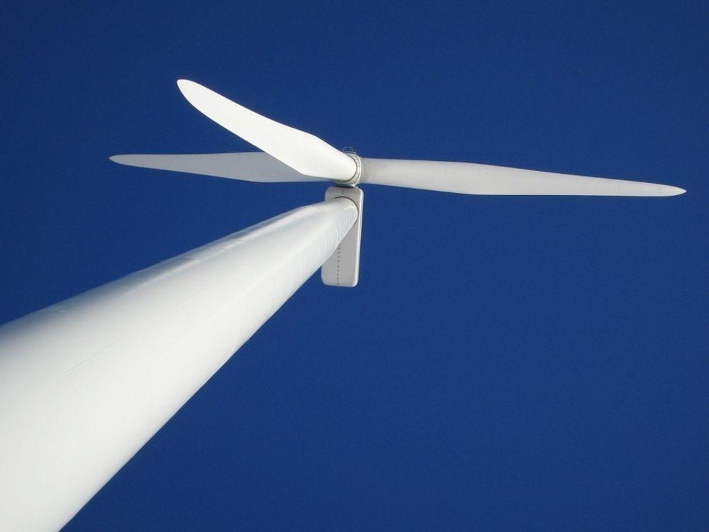 VINDKRØLL: Vardars vindsatsing i Estland, OÜ Viru Nigula Tuulepark, har fått startproblemer. Kort tid før parken skulle settes i full drift, koblet det estiske nettselskapet vindparken fra strømnettet. Illustrasjonsbilde.