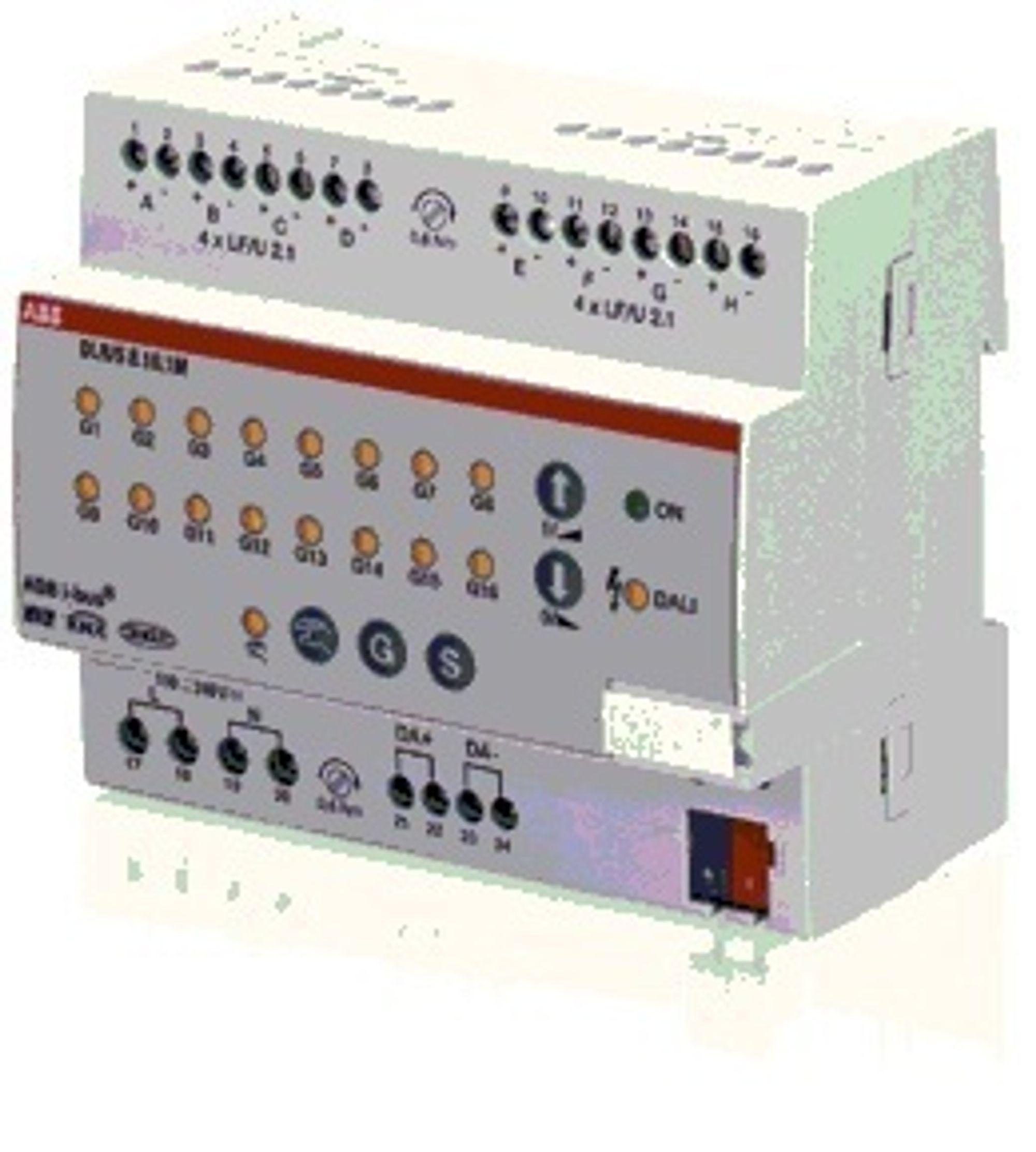 Energibesparende lysstyring