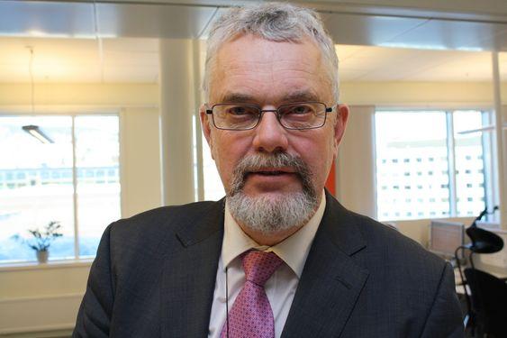 Direktør Tor Helge Lyngstøl i Direktoratet for nødkommunikasjon (DNK).