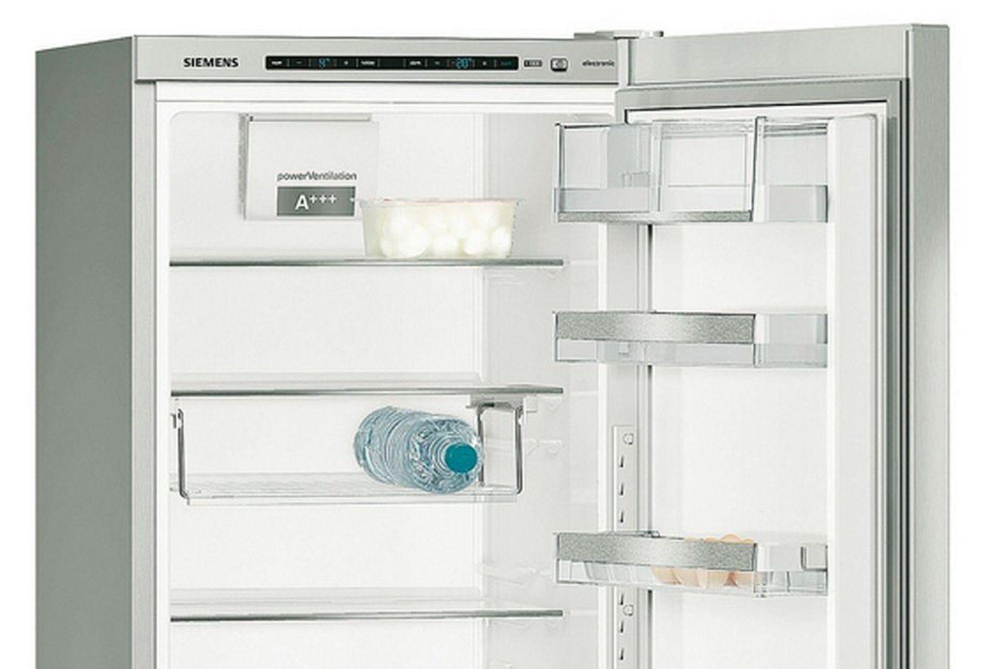 Siemens KG39EAI40 har energiklasse A+++.