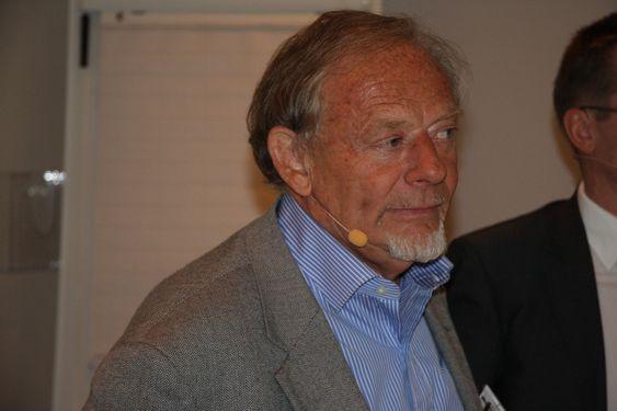 Torstein Sanness, Lundin