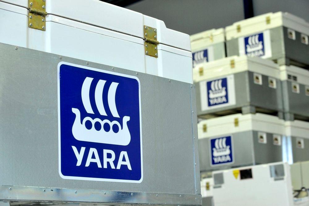 OPP: Yara selger flere miljørelaterte produkter og får bedre marginer på alle varer.