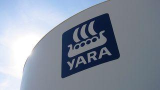 Yara bygger ut for milliarder i Sverige