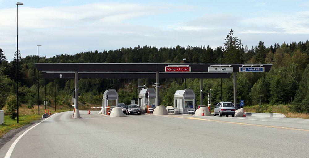 Bomstasjonene ved Oslofjordtunnelen ser ut til å forsvinne i 2013, ikke 2015 som først planlagt.