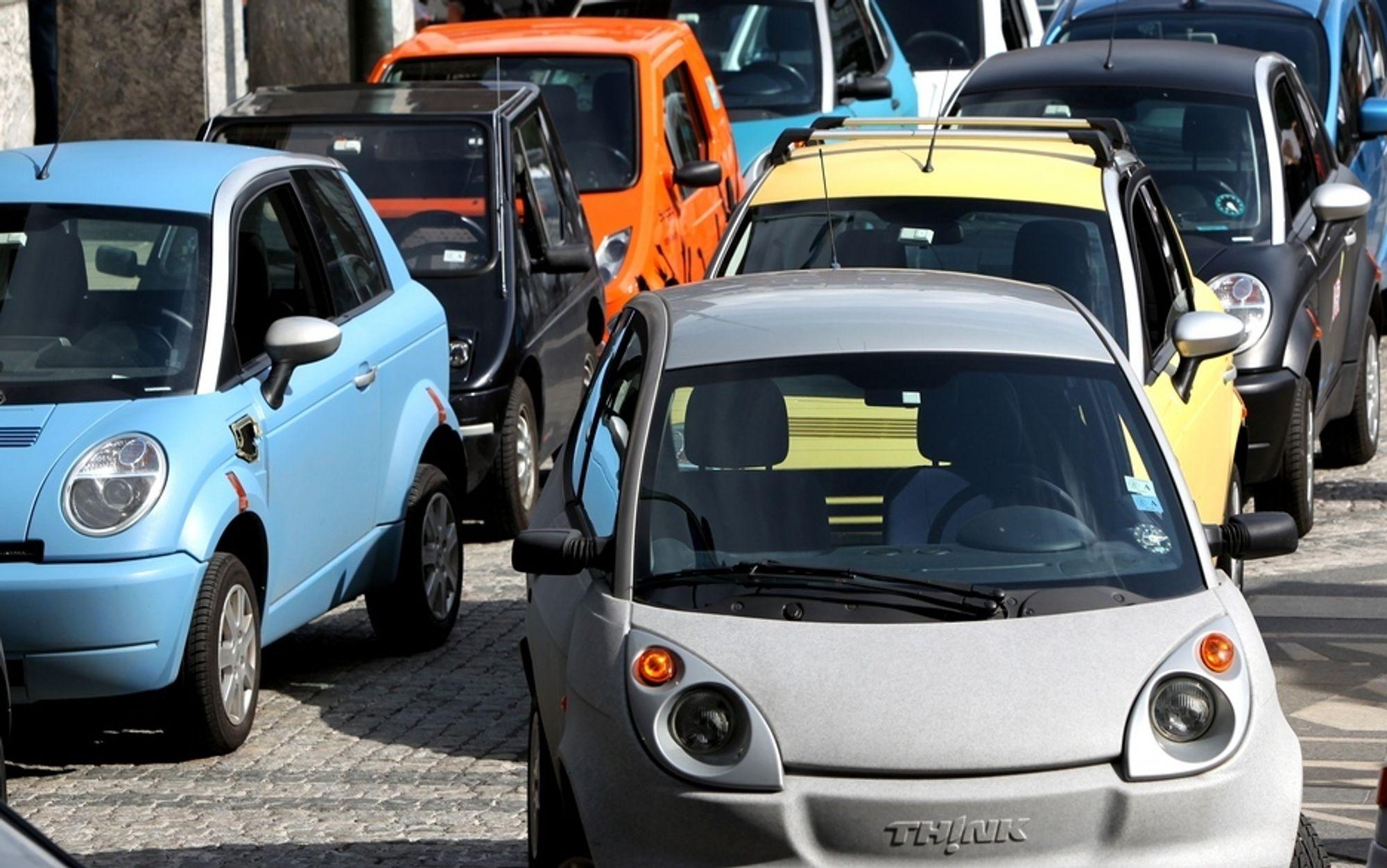 Det ser ut som det er slutt på produksjon av Think-elbiler. Men innmaten, den elektriske drivlinja, kan det være et marked for.