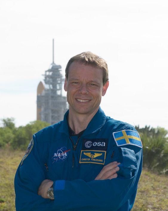 Den svensk-norske astronauten Christer Fuglesang tror AMS-02 vil gi oss mye bedre innsikt i universets opprinnelse.