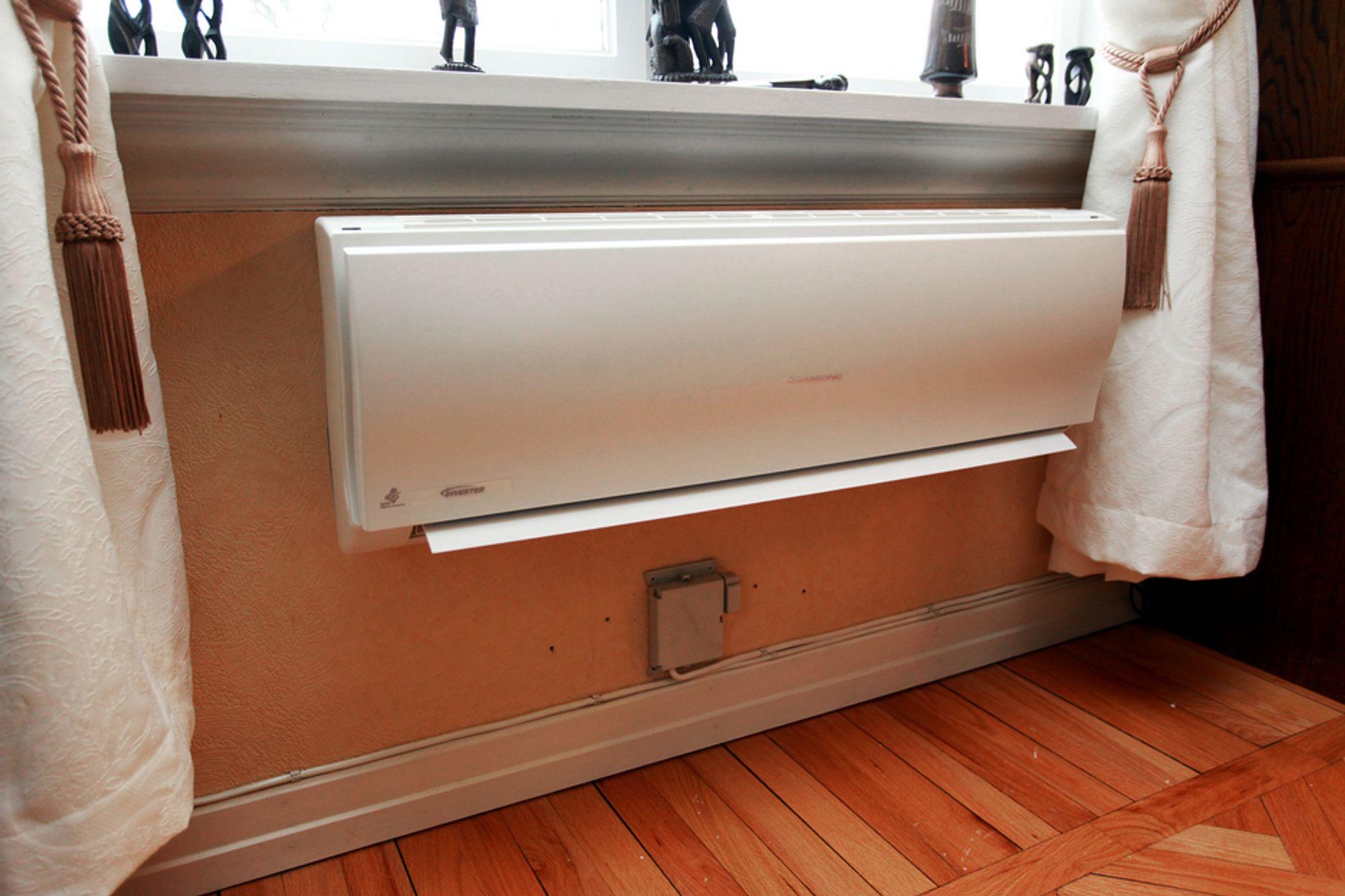 STRENGERE: Varmepumper inneholder i likhet med alle andre kjøleanlegg HFK-gass. Nå blir det stilt nye krav til alle som håndterer anlegg med HFK-gass, PFK-gass og SF6-gass gjennom EU-forordningen som trer i kraft i juli.