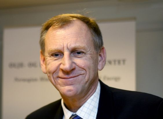Bjørn-Erik Haugan, direktør Gassnova