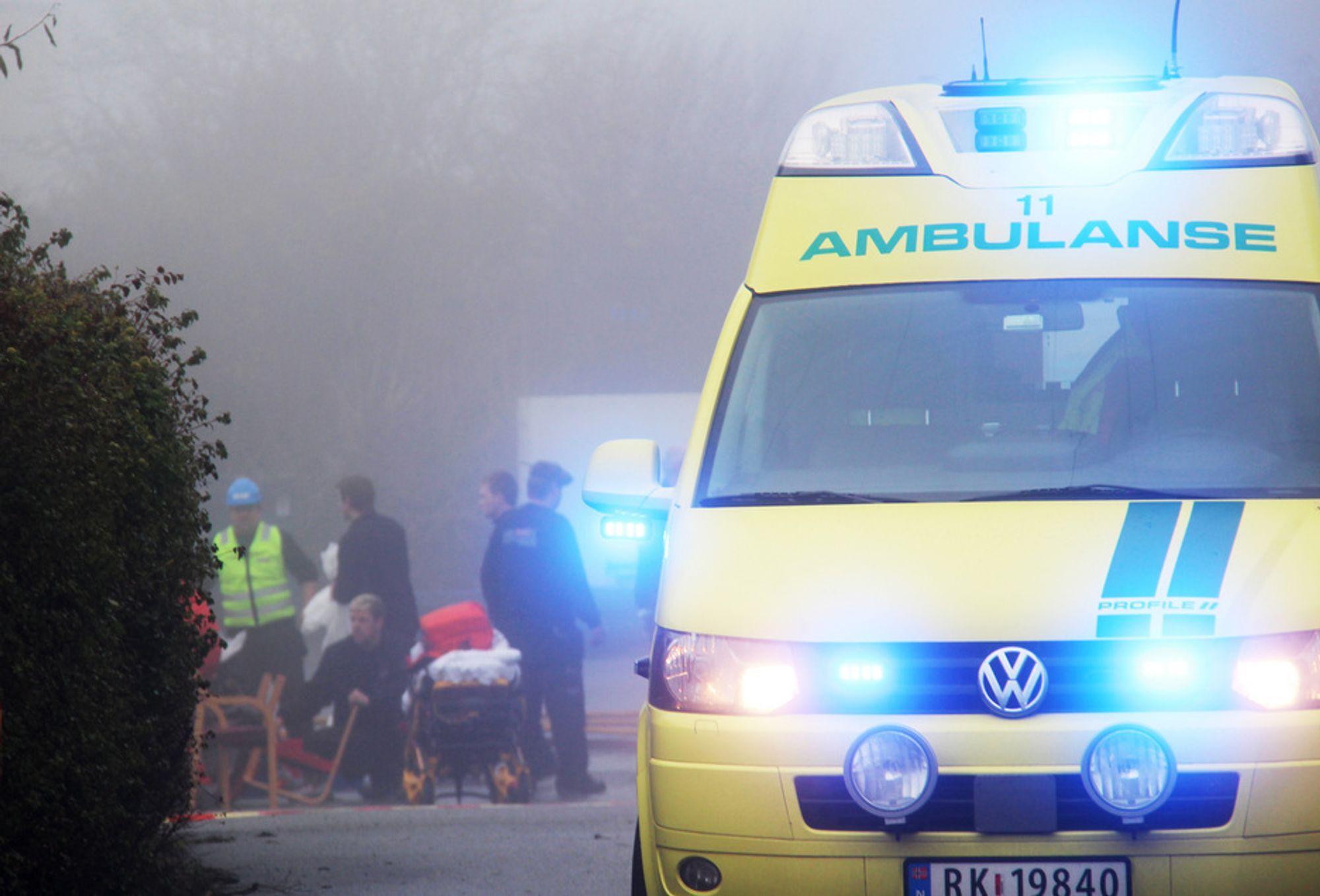 Malm Orstad advarte de ansatte mot testene som ble utført på et ankerkuttingsverktøy, og som førte til en eksplosjon mandag.