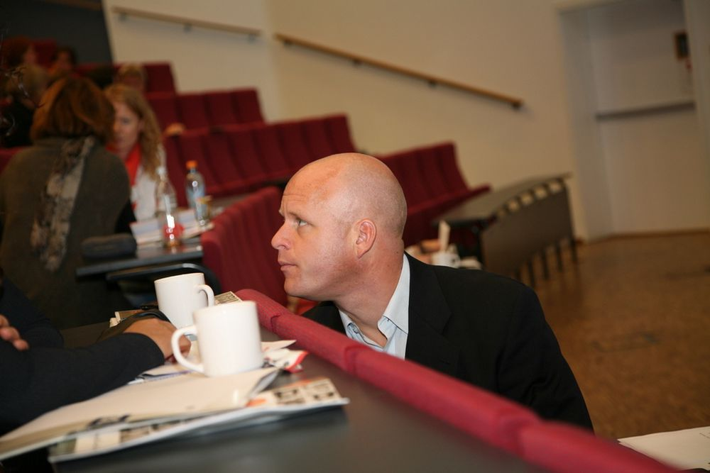 KRITISK: De avgjørende jobbverdiene holder seg gjennom generasjonene, ifølge Anders Dysvik.