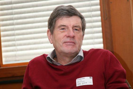 Lars Thue, energiveteranene.