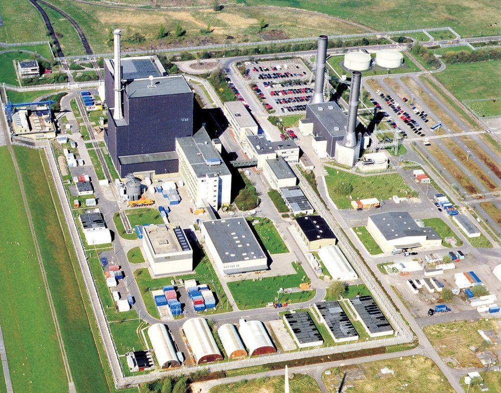Vattenfalls avtale med tyske myndigheter om ubegrenset erstatningsansvar kan gi konsekvenser også for Vattenfall i Sverige ved en eventuell ulykke. Her selskapets atomkraftverk i Brunsbüttel.