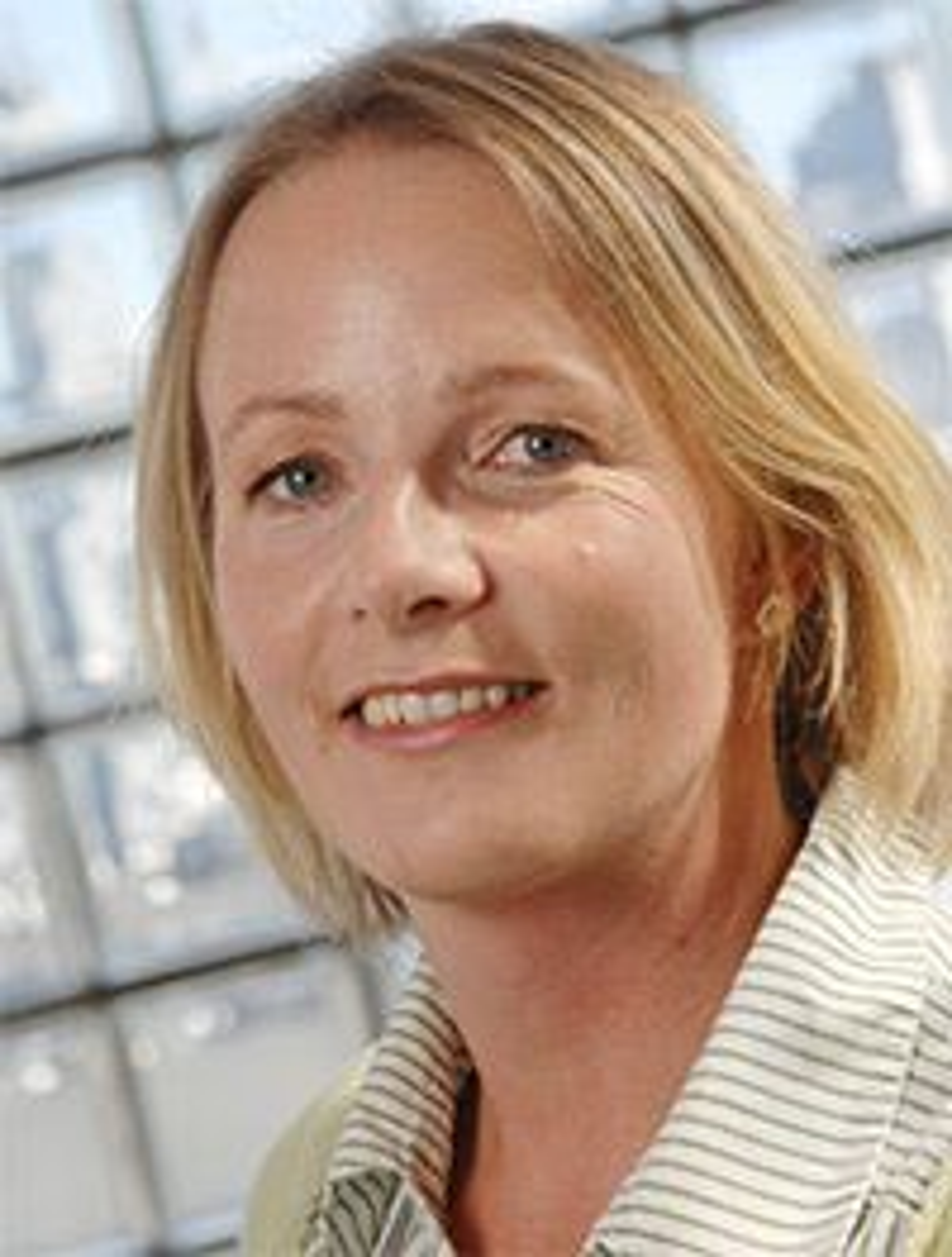 Ingrid Di Valerio, Teknas hovedtillitsvalgt i Statoil.