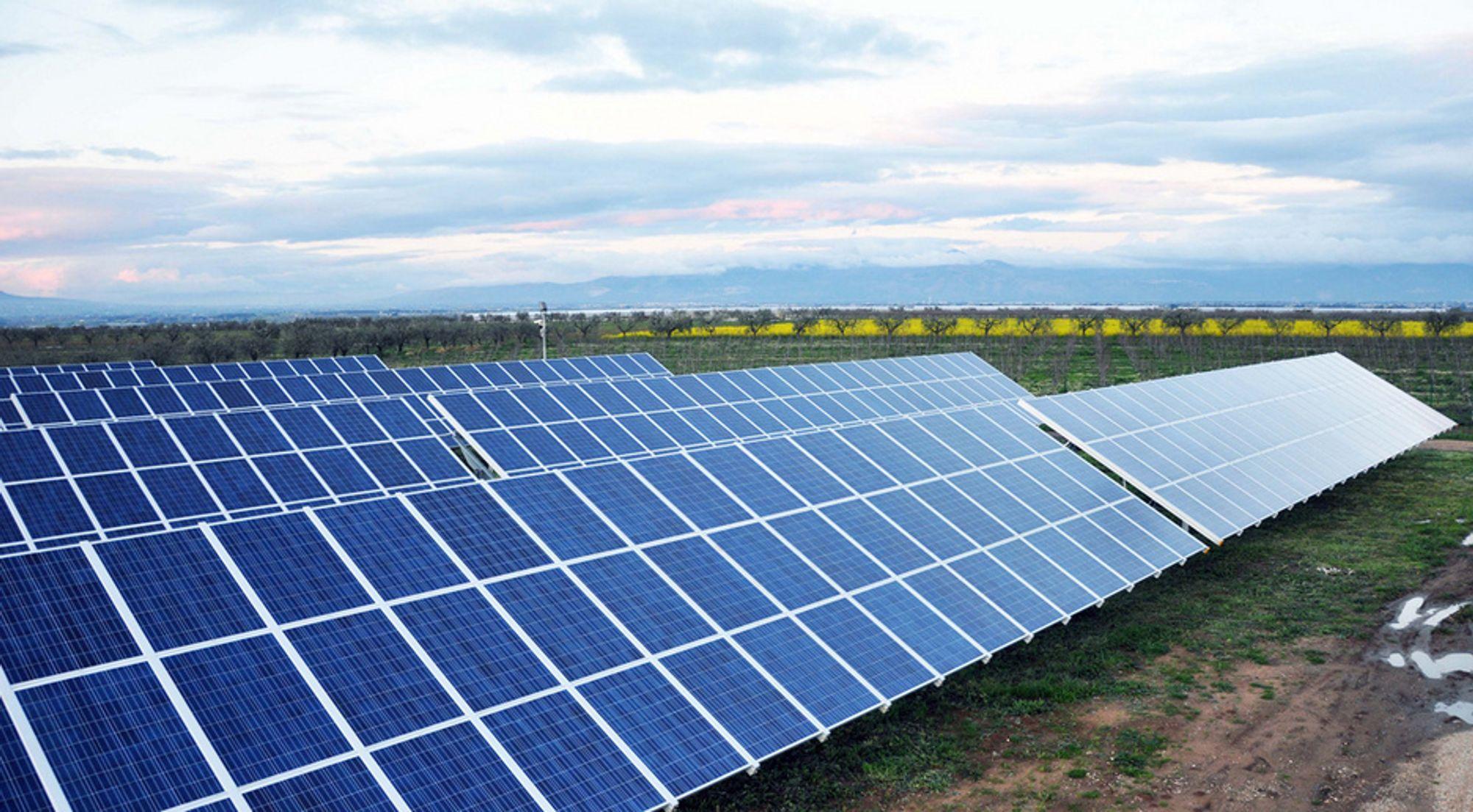 Statkrafts solpark i Casale i Aprilia syd for Roma ble solgt da selskapet avviklet sin første solkraftsatsing.