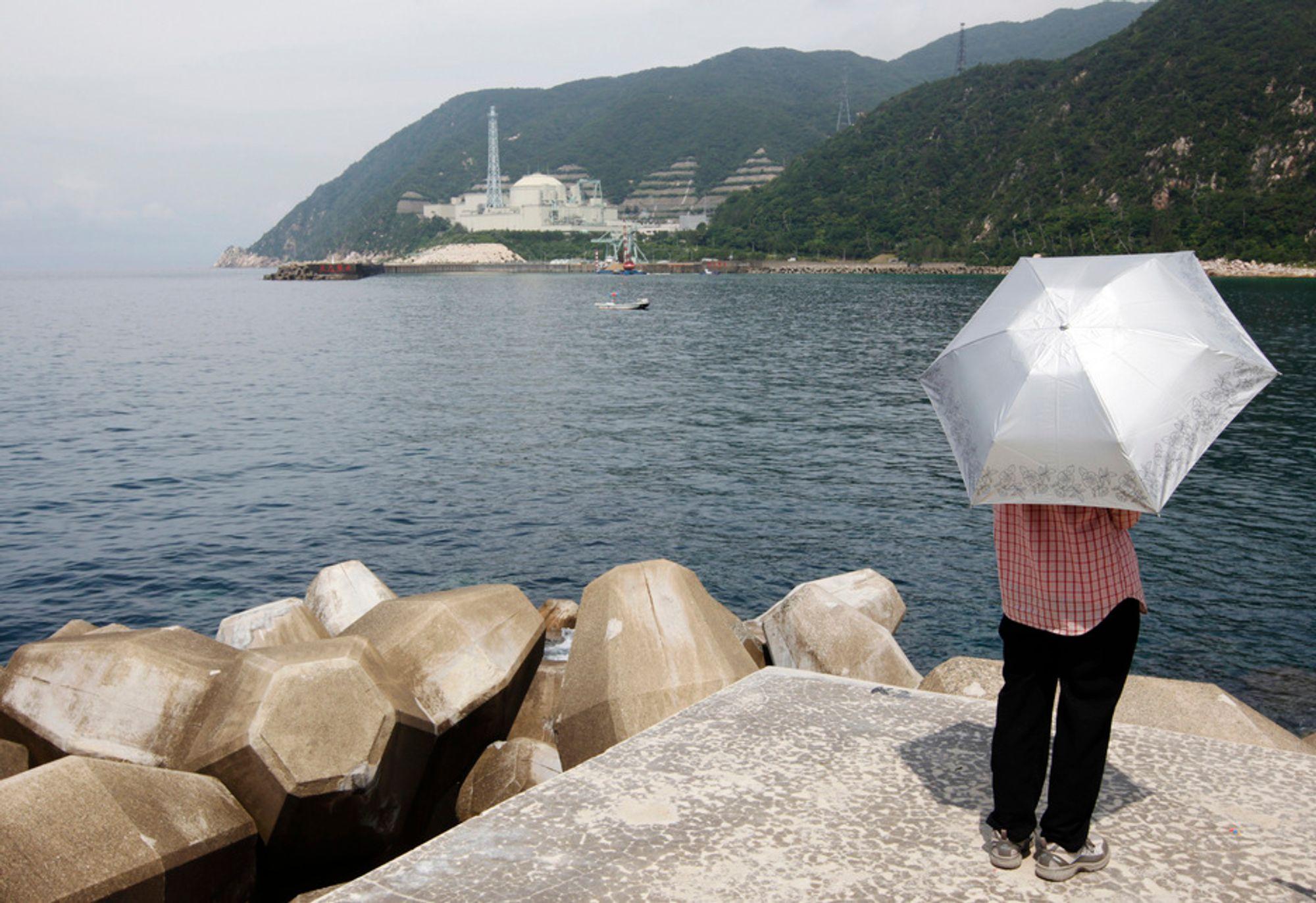 Naturkatastrofene i mars har gitt mange japanere et nytt syn på landets atomavhengige energipolitikk. Her fra Monju-anlegget i byen Tsuruga