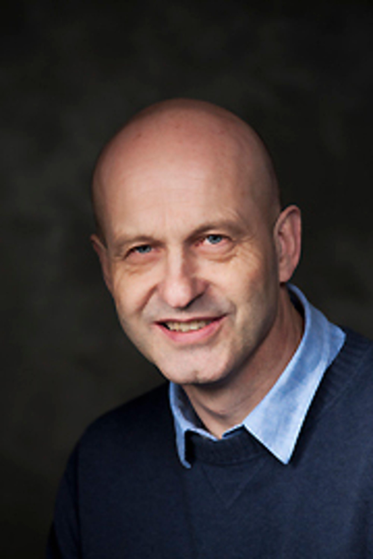 Matematikklærer Sigbjørn Hals. Bernt Michael Holmboes minnepris for 2011 går til Sigbjørn Hals.