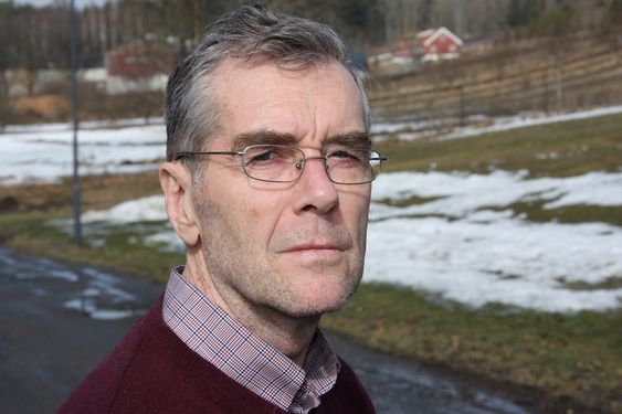 Seniorforsker Arne Grønlund ved Bioforsk.