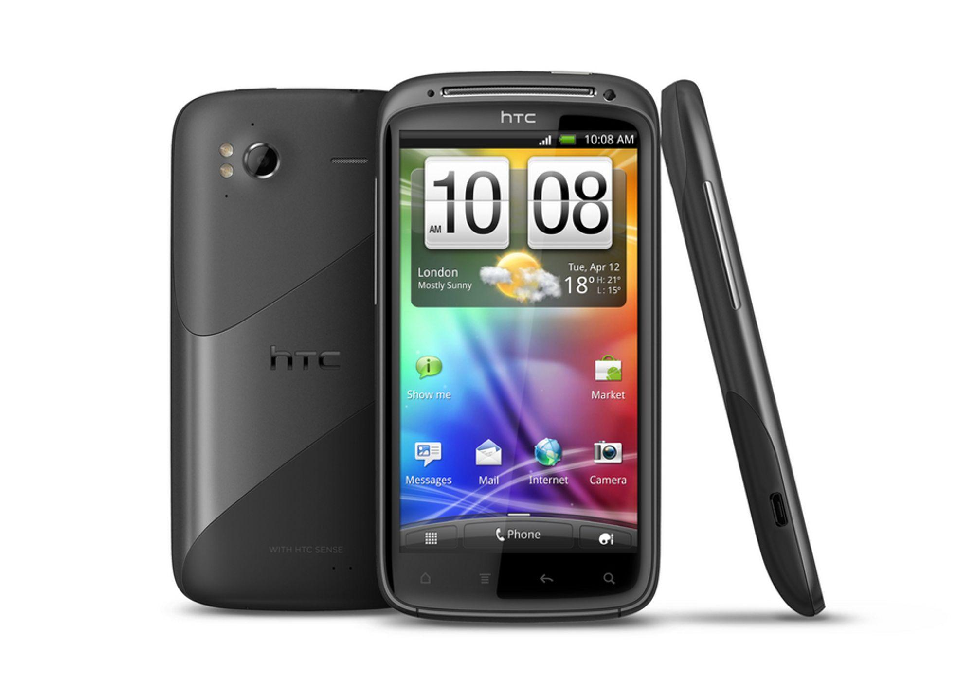 En sensasjon fra HTC